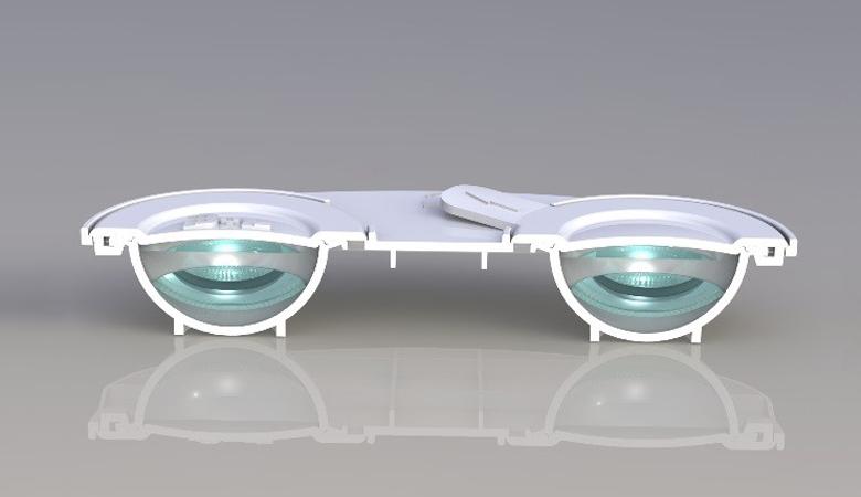 Concept capsule lentilles de contact