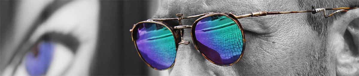 Fabrication lunettes steam punk